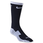 Nike Stadium Football Crew 16 Sock (Black/White)