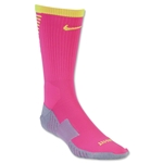 Nike Stadium Football Crew 16 Sock (Neon Pink)
