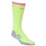 Nike Stadium Football Crew 16 Sock (Neon Yellow)