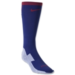 Nike Stadium Football Crew 16 Sock (Royal Blue/Red)