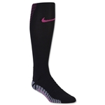Nike Nikegrip Strike Cushioned Football OTC Sock (Black/Pink)