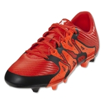 adidas X 15.3 FG/AG Junior (Bold Orange/White)