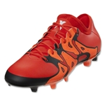 adidas X 15.2 FG/AG (Bold Orange/White)