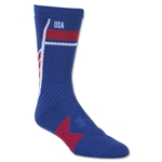 Under Armour Undeniable USA Country Pride Crew Sock