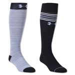 Under Armour Women's Anniversary Knee High Sock (Black)