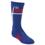 Under Armour Undeniable USA Youth Country Pride Crew Sock