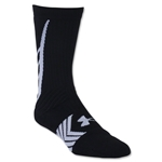 Under Armour Undeniable Crew Sock (Black/White)
