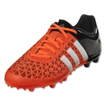 adidas Ace 15.3 FG/AG Junior (Solar Orange/White)