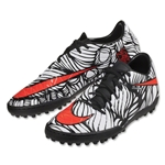 Nike Hypervenom Phelon II NJR TF (Black/Bright Crimson/White)