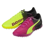 Puma evoSpeed 4.5 Tricks TT (Pink Glo/Safety Yellow)
