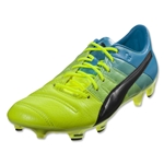 Puma evoPower 1.3 LTH FG (Safety Yellow/Black/Atomic Blue)
