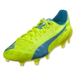 Puma evoSpeed SL FG (Safety Yellow)