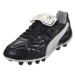 Puma King Top Striped di FG (New Navy/White/Gold)