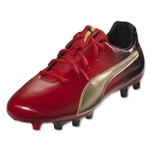 PUMA Attack Pack Cesc v2 FG Junior (High Risk Red)