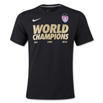 USWNT 2015 World Champions Youth T-Shirt