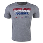 USWNT Unstoppable Together Slogan Men's T-Shirt