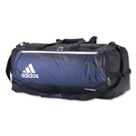 adidas Team Issue Large Duffle Bag (Navy)