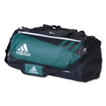 adidas Team Issue Medium Duffle Bag (Dark Green)