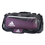 adidas Team Issue Medium Duffle Bag (Maroon)
