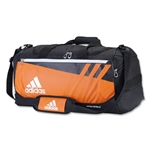 adidas Team Issue Medium Duffle Bag (Orange)