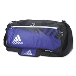 adidas Team Issue Medium Duffle Bag (Purple)