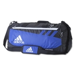 adidas Team Issue Medium Duffle Bag (Royal Blue)