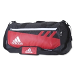 adidas Team Issue Medium Duffle Bag (Red)