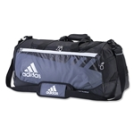 adidas Team Issue Medium Duffle Bag (Gray)