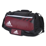 adidas Team Issue Small Duffle Bag (Maroon)