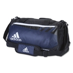 adidas Team Issue Small Duffle Bag (Navy)