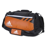 adidas Team Issue Small Duffle Bag (Orange)
