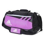 adidas Team Issue Small Duffle Bag (Pink)
