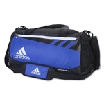 adidas Team Issue Small Duffle Bag (Royal Blue)