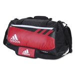 adidas Team Issue Small Duffle Bag (Red)