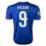 Chelsea 15/16  9 FALCAO UCL Home Soccer Jersey