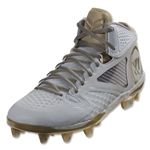 Warrior Adonis 2.0 Cleat (Grey/Gold)