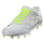Warrior Burn 9.0 Low Cleat (White)