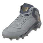 Warrior Vex 3.0 Cleat (Rabil Edition Grey/Gold)