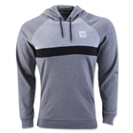 adidas Clima Blackbird Blocked Hoody (Gray)
