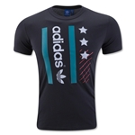 adidas Originals Star Archive T-Shirt (Black)