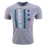 adidas Originals Star Archive T-Shirt (Gray)