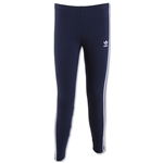 adidas Originals Girls Leggings (Navy)