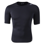 adidas TechFit Compression T-Shirt (Black)