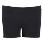adidas Women's Techfit Boy Short 3 (Black)