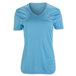 adidas Women's Ultimate VN T-Shirt (Blue)