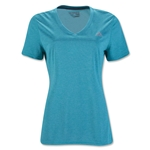 adidas Women's Ultimate VN T-Shirt (Green)