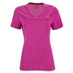 adidas Women's Ultimate VN T-Shirt (Pink)
