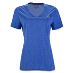 adidas Women's Ultimate VN T-Shirt (Royal Blue)