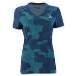 adidas Women's Ultimate Camo T-Shirt (Navy)