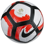 Nike Strike Ciento Ball (White/Total Crimson)